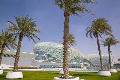 Viceroy Hotel, Yas Island, Abu Dhabi, United Arab Emirates, Middle East-Frank Fell-Photographic Print