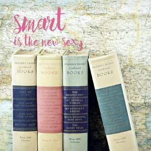 Smart Is the New Sexy by Vicki Dvorak