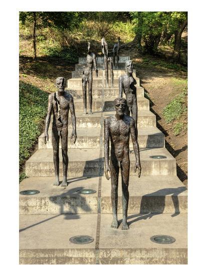 Victims of Communism Memorial, Prague, Central Bohemia, Czech Republic--Art Print