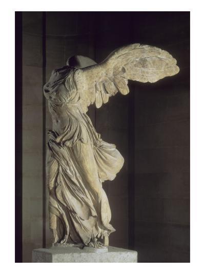 Victoire de Samothrace--Giclee Print