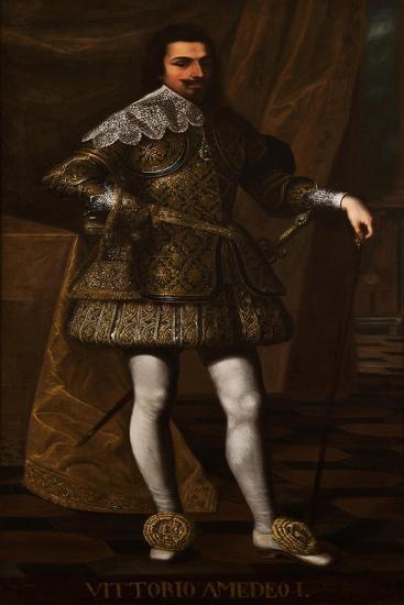 Victor Amadeus I (1587-163), Duke of Savoy--Giclee Print