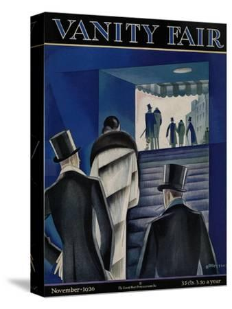 Vanity Fair Cover - November 1926