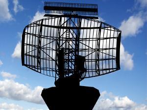 Air Traffic Control Radar by Victor De Schwanberg