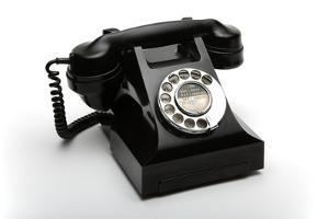 Bakelite Telephone by Victor De Schwanberg