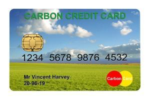Carbon Credits by Victor De Schwanberg