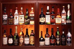 Drinks Cabinet by Victor De Schwanberg