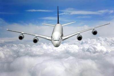 Jet Flight, Composite Image
