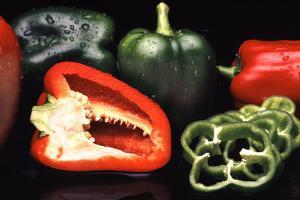 Peppers by Victor De Schwanberg