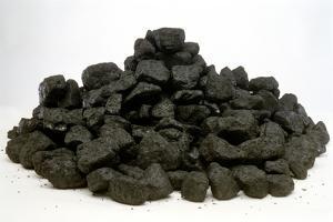Pile of Coal by Victor De Schwanberg