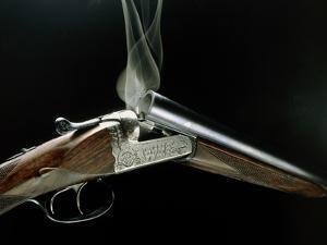 Smoking Shotgun by Victor De Schwanberg