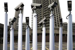 Surveillance Cameras by Victor De Schwanberg