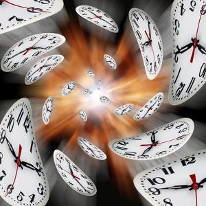 Time Warp, Conceptual Artwork by Victor De Schwanberg