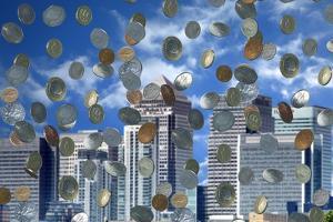 Wealth Creation, Conceptual Image by Victor De Schwanberg