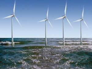 Wind Turbines by Victor De Schwanberg