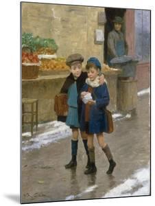 Good Friends by Victor Gabriel Gilbert