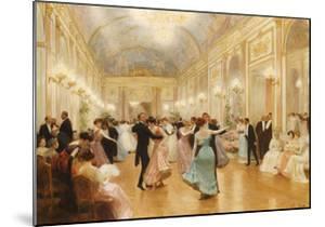 The Ball by Victor Gabriel Gilbert