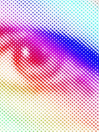 Biometric Eye Scan by Victor Habbick