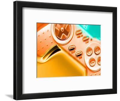 Computer Artwork of a Sony Playstation Gamepad