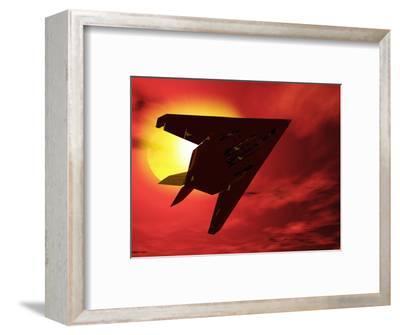 F117a Nighthawk Stealth Fighter