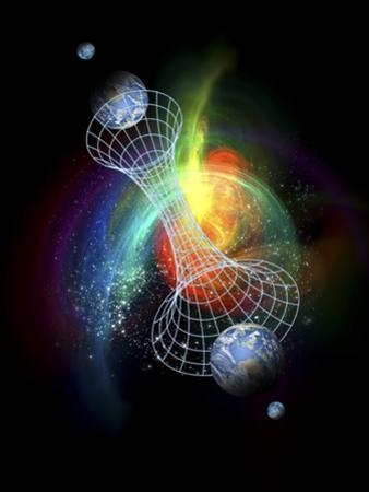Parallel Universes, Conceptual Artwork by Victor Habbick