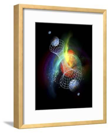 Parallel Universes, Conceptual Artwork