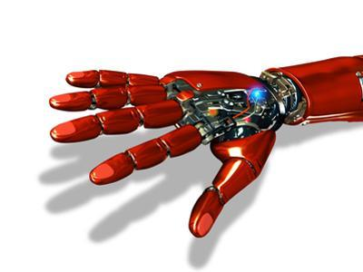 Robotic Hand by Victor Habbick