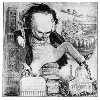 Victor Hugo, 1923-Benjamin-Giclee Print