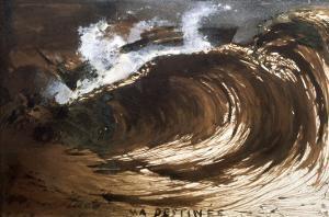 My Destiny, 1857 by Victor Hugo
