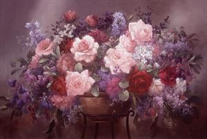 Floral Masterpiece by Victor Santos