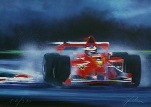 a - Ferrari F399 by Victor Spahn