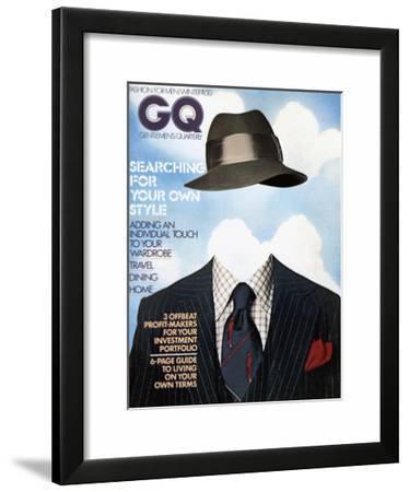 GQ Cover - December 1974