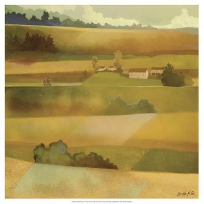 Field Scape I by Victor Valla