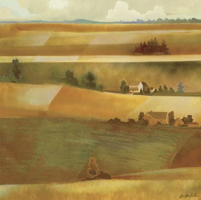 Field Scape II by Victor Valla
