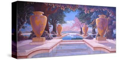 Homage to Parrish Greek Urns