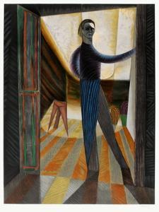 Autoportrait by Victor Vasarely