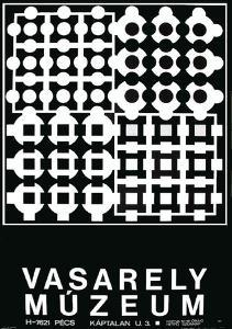 Expo Vasarely Muzeum by Victor Vasarely