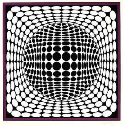 Ter Ur by Victor Vasarely