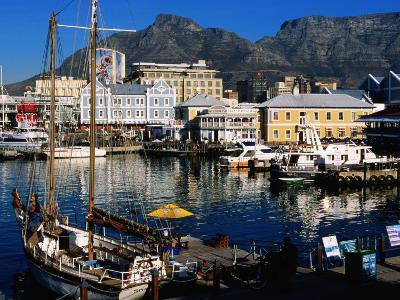 Victoria and Alfred Waterfront, Cape Town, South Africa-Ariadne Van Zandbergen-Photographic Print