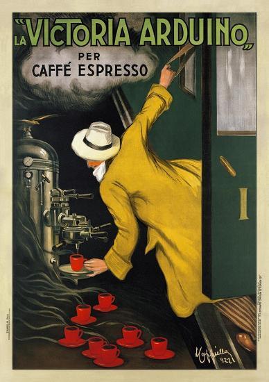 Victoria Arduino, 1922-Leonetto Cappiello-Art Print