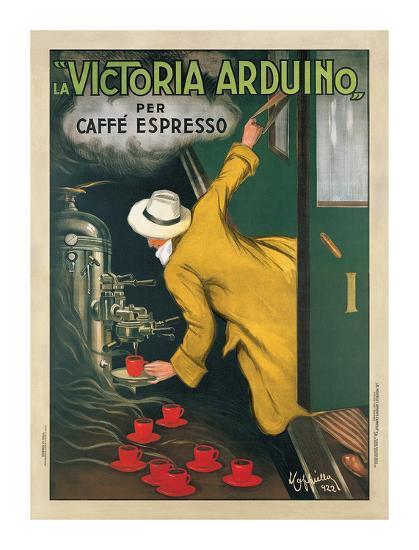Victoria Arduino, 1922-Leonetto Cappiello-Giclee Print