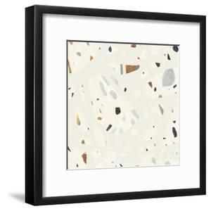 Abstract Terazzo I by Victoria Borges