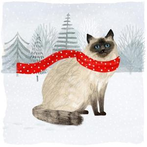 Christmas Cats & Dogs III by Victoria Borges