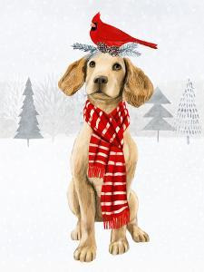 Christmas Cats & Dogs V by Victoria Borges