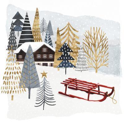 Christmas Chalet II