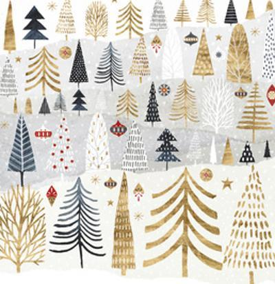 Christmas Chalet III by Victoria Borges