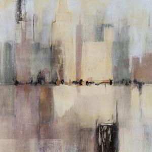 City Strata I by Victoria Borges