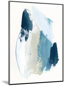 Cobalt Crush I by Victoria Borges