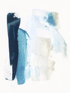 Cobalt Crush II by Victoria Borges