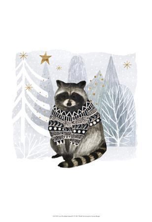 Cozy Woodland Animal IV
