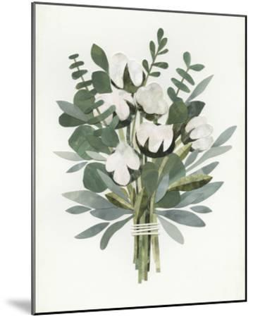 Cut Paper Bouquet IV by Victoria Borges